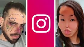 Instagram estetikli yüz filtrelerini kaldırıyor!