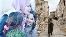 Gamze Özçelik Halep'teki acı durumu paylaştı!