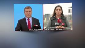 İsmail Küçükkaya'nın sorusu muhabiri ağlattı!