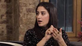 Hazal Kaya'yı kızdıran hamilelik sorusu