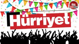 Hürriyet'te 'oh be kurtulduk' partisi!