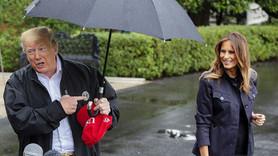 Trump: Eşim Melania ben vurulsam ağlamaz
