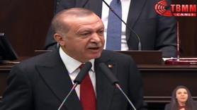 Meclis TV, Erdoğan'ın konuşmasını kesti!