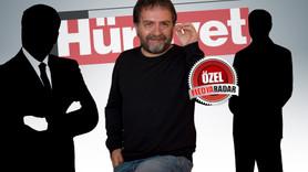Yeni GYY Ahmet Hakan kimlere teklif götürdü?