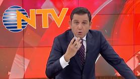 NTV sustu, Fatih Portakal tepki gösterdi!