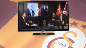 Galatasaray TV yayınında skandal hata!