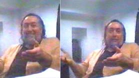 Oktar'ın 20 yıl önceki görüntüleri ortaya çıktı!