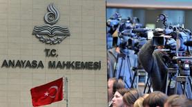 AYM'den gazeteciler için kritik karar!