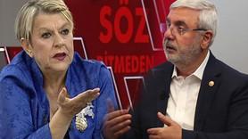 Mehmet Metiner hedefe Canan Barlas'ı koydu