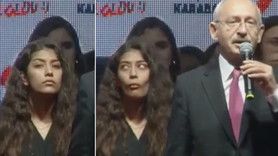 genç kızın yüz ifadesi sosyal medyayı salladı