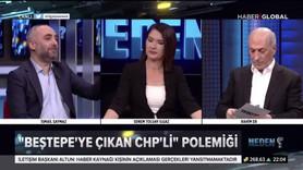 """Canlı yayında """"AK Parti'ye destek"""" tartışması!"""