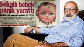Sakallı bebek'in altından Ahmet Altan çıktı!