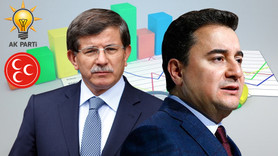 AK Parti, MHP, Babacan, Davutoğlu...