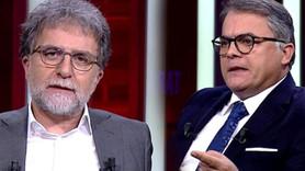 Ahmet Hakan'la Talat Atilla arasında gerginlik!