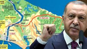 Erdoğan'dan flaş Kanal İstanbul açıklaması!
