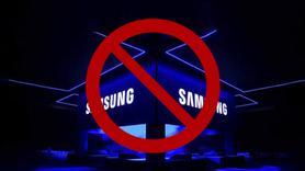Samsung Türkiye, telefon operasyonlarını durdurdu!