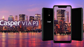 Casper VIA P3 Kutu Açılışı