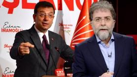 Ahmet Hakan'dan İmamoğlu'na tepki!