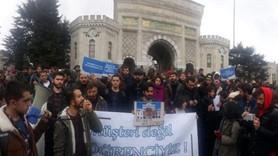 İstanbul Üniversitesi'nde boykot kararı