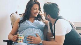 Ünlü sunucu Ezgi Sertel anne oldu!