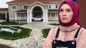 Güzide Mertcan lüks villasını sattı