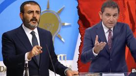 AK Parti'den Portakal'a 'emperyalizm' tepkisi