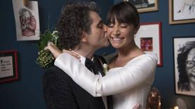 Sıla Gençoğlu ve Hazer Amani evlendi!