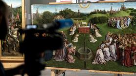 Orta Çağ'ın sembol tablosunda restorasyon faciası