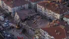 Elazığ deprem bölgesinden kareler!