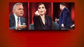 Canlı yayında Süleyman Soylu kavgası!