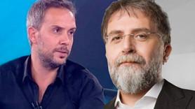 Ahmet Hakan suskunluğu Altınok'u şaşırttı!