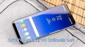 2020'de hala Samsung Galaxy S8 kullanılır mı?