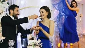 Şilan Makal ile Şener Özbayraklı nişanlandı!