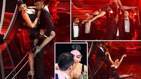 Ronaldo'nun sevgilisinden nefes kesen dans