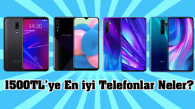 1500 - 2000 TL arası en iyi telefonlar (2020)