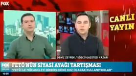 Zeyrek'ten olay yaratacak CHP ve FETÖ açıklaması!