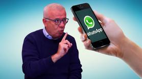 Özkök'ü yerin dibine sokan WhatsApp mesajı!