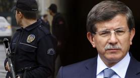 Emniyetten Ahmet Davutoğlu açıklaması!