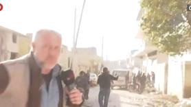 tv100 ekibinin yanı başında bomba patladı