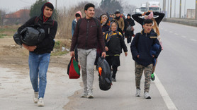 AB'den Türkiye'nin 'mülteci' açıklamasına yanıt