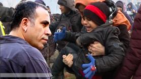 Mülteci çocuklar için yardım çağrısı yaptı!