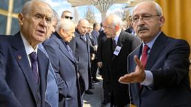 Kılıçdaroğlu geldi, elini cebinden çıkarmadı!