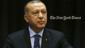 New York Times'tan çarpıcı Erdoğan yazısı