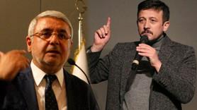 Metiner'den AKP'li Hamza Dağ'a: Haddini bil
