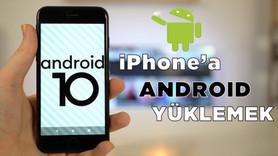 iPhone cihazlara Android nasıl yüklenir?