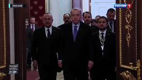 Putin, Erdoğan ve heyetini böyle bekletmiş!