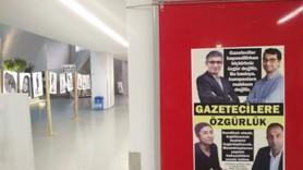 Tutuklu gazeteciler Demirören Medya'da