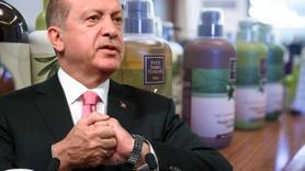Erdoğan'dan ünlü kolonyacıya kritik telefon