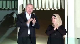 Erdoğan'dan sağlık çalışanlarına destek alkışı