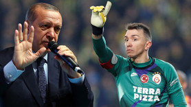 Muslera'dan Erdoğan'a çok sert virüs tepkisi